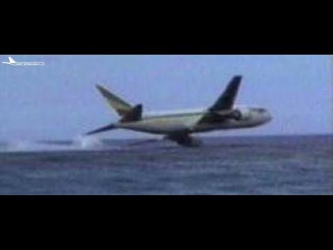 FS2004 - Ocean Landing (Ethiopian Airlines Flight 961)