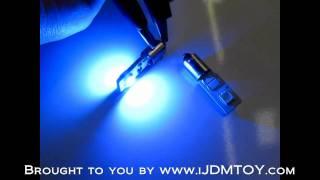 error free ba9s h6w led bulbs
