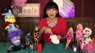 Барби Игры И Мостр Монстер Хай на Русском Видео    Новые Наряды Своими Руками 360p