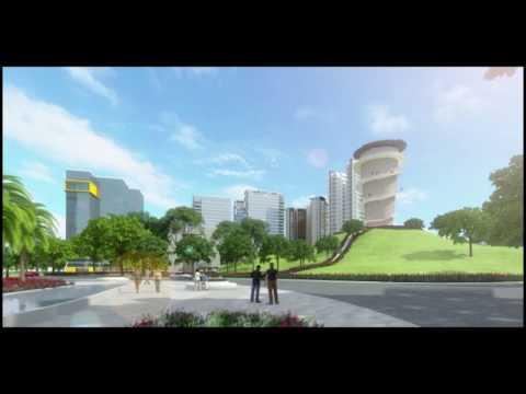 Infovalley Bhubaneswar - Master Plan