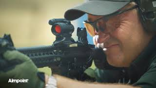 Larry Vickers Talks about the Aimpoint CompM5