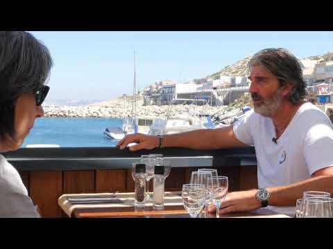Ligne De Fuite à Marseille : Le Village Des Goudes Avec Didier Tani