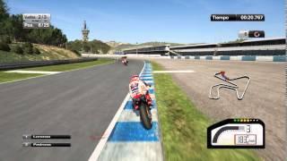 Gameplay MotoGP 15 Marc Marquez Jerez