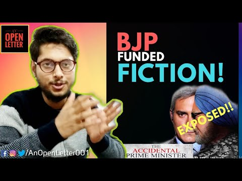 The Accidental Prime Minister - A BJP funded fiction! | Trailer Review