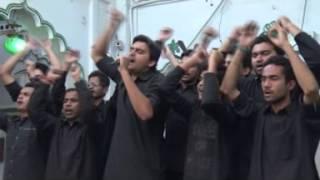 Labbaik Ya Hussain by Syed Shuja Abbas Zaidi  2014 2015 Nohay 1436 Hijri