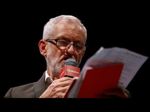 Corbyn avoids Chief Rabbi comment at Race & Faith Manifesto launch, watch again | General Election