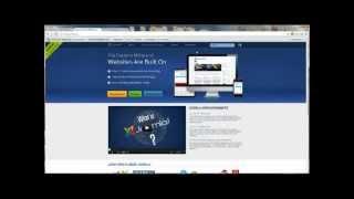 Создание сайта на Joomla! Первый урок