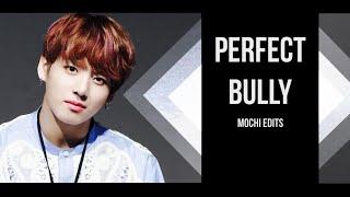 Jungkook FF || Perfect Bully 1