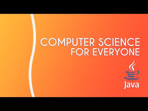 Computer Science for Everyone - 17 - Comments, Statements, and Methods in Java