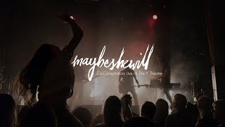 Maybeshewill - Co-Conspirators // Live at The Y Theatre Trailer