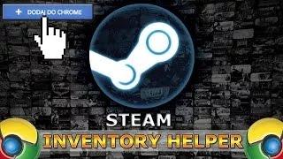 Как установить Steam Inventory Helper - расширение для трейдеров в Steam (показывает цену в трейде)