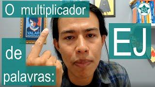 O multiplicador de palavras: EJ | Esperanto do ZERO!