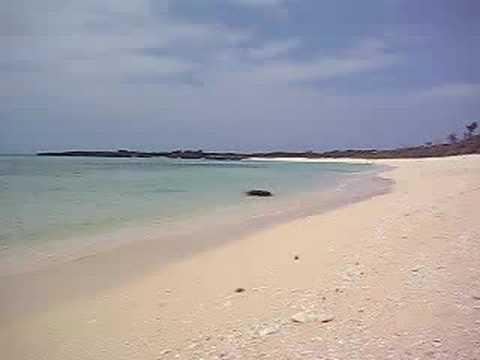 渡口の浜。伊良部島いちのビーチ。