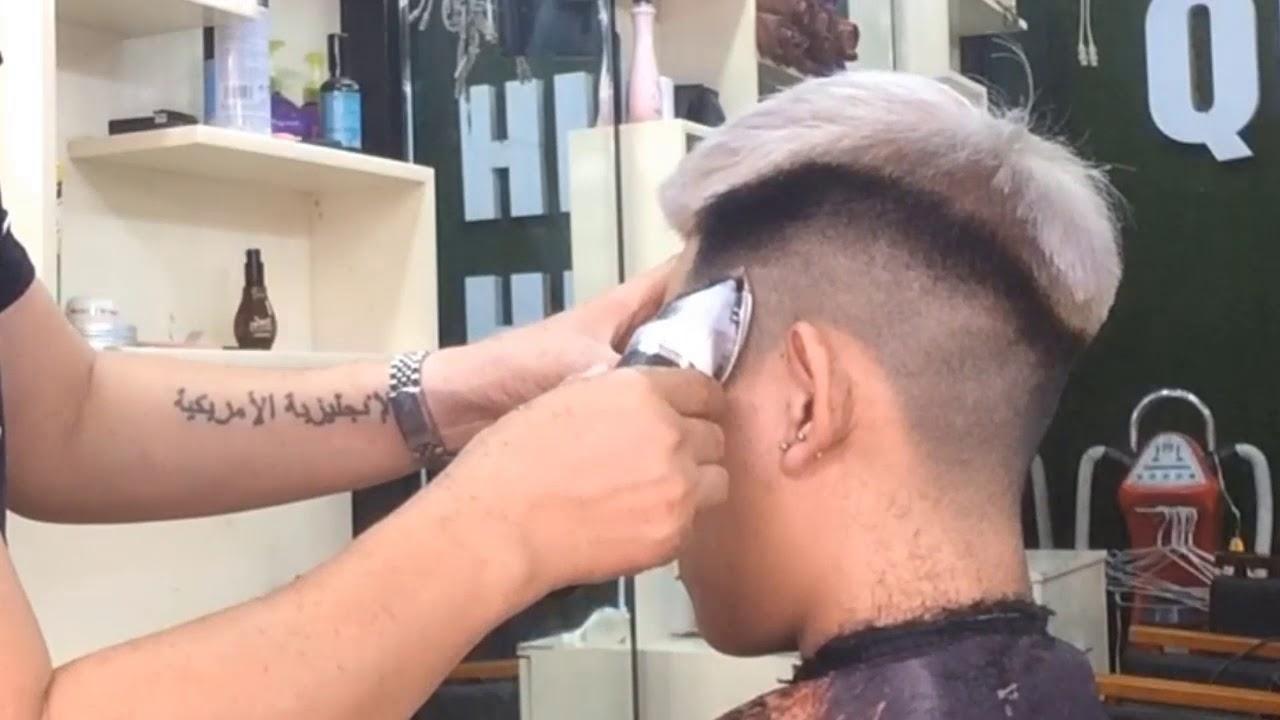 kiểu tóc Mohican đẹp cho công sở ,học sinh,sinh viên 2019-2020   Tổng quát những tài liệu về kiểu tóc đẹp cho học sinh nam chính xác