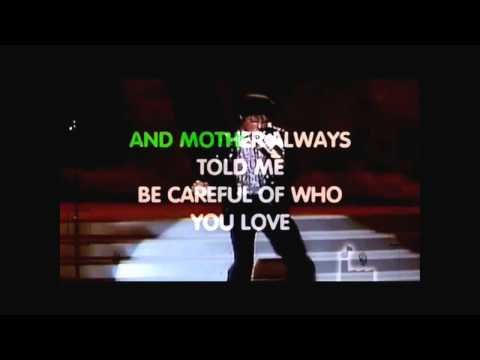 Karaoke Billie Jean  Michael Jackson with Lyrics No Vocals