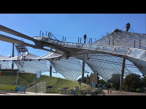 GroundhopperTs on Tour: Olympiastadion (24-08-2016)