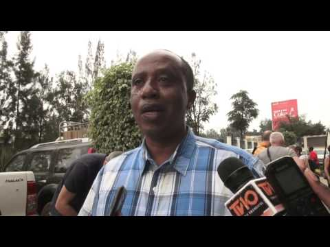 Reverend Osee Ntavuka Founder and Legal Representative of Rwanda Legacy of Hope