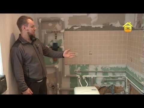 видео: Коммуникации в каркасном доме. Своими руками // forumhouse