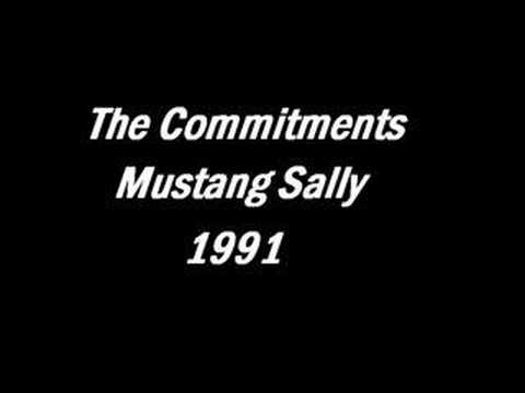 Mustang sally in movie soundtrack