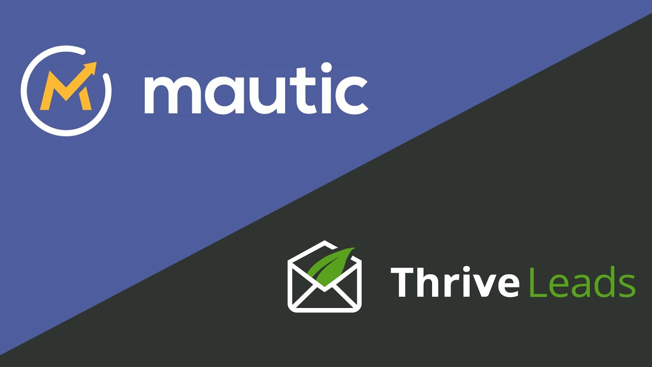 How to Integrate Thrive Leads with Mautic Marketing Automation