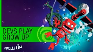 Grow Up Trailer - Developer Gameplay Walkthrough [US]