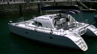 Catamaran Lagoon 380  Full- HD
