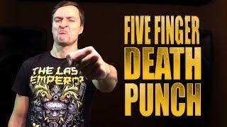 Вокал Five Finger Death Punch - Обзорный Урок