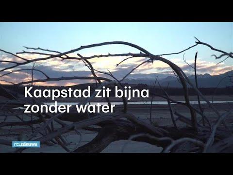 Extreme droogte in Kaapstad: vanaf april geen water meer uit de kraan