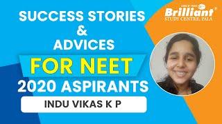 Success Stories \u0026 advices for juniors | 2020 ASPIRANTS | INDU VIKAS K P