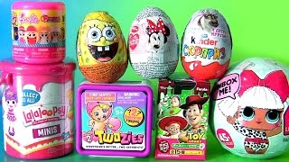 TOYS SURPRISE LOL Dolls Barbie Fashems Twozies Baby Lalaloopsy Kinder Disney Frozen Funtoys