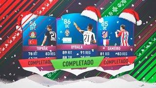 DYBALA, GAMEIRO Y TOPRAK SBC!!! | FIFA 17