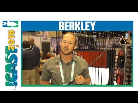New Berkley Series One Rods | ICAST 2016