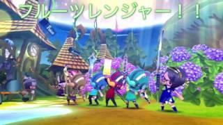 【klee】クレー戦隊!フルーツレンジャー フルーツバス停 検索動画 16