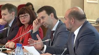 Совещание в САФУ под председательством Григория Трубникова