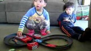 Lightning McQueen Race Track