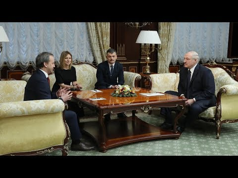 Лукашенко обсудил с Дворковичем развитие в Беларуси шахматного спорта