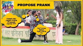Propose Prank With A Twist Ft. P4 Prank   THF 2.0   Ashish Goyal   Shelly Sharma