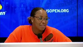 """Taylor Townsend: """"This is the person that I am - and I love it"""" 