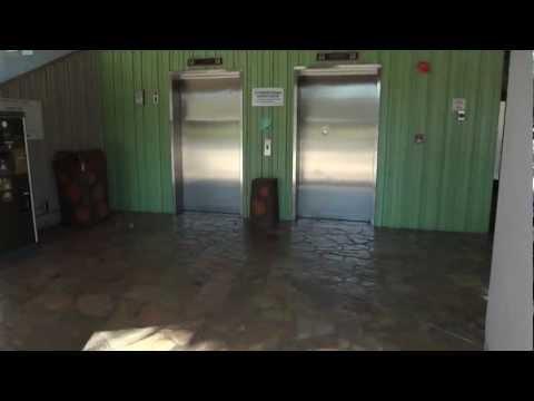 Dover Impulse Hydraulic Elevators @ Hale Koa Hotel Parking Deck, Honolulu, HI