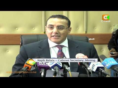 Mining Licenses Revoked