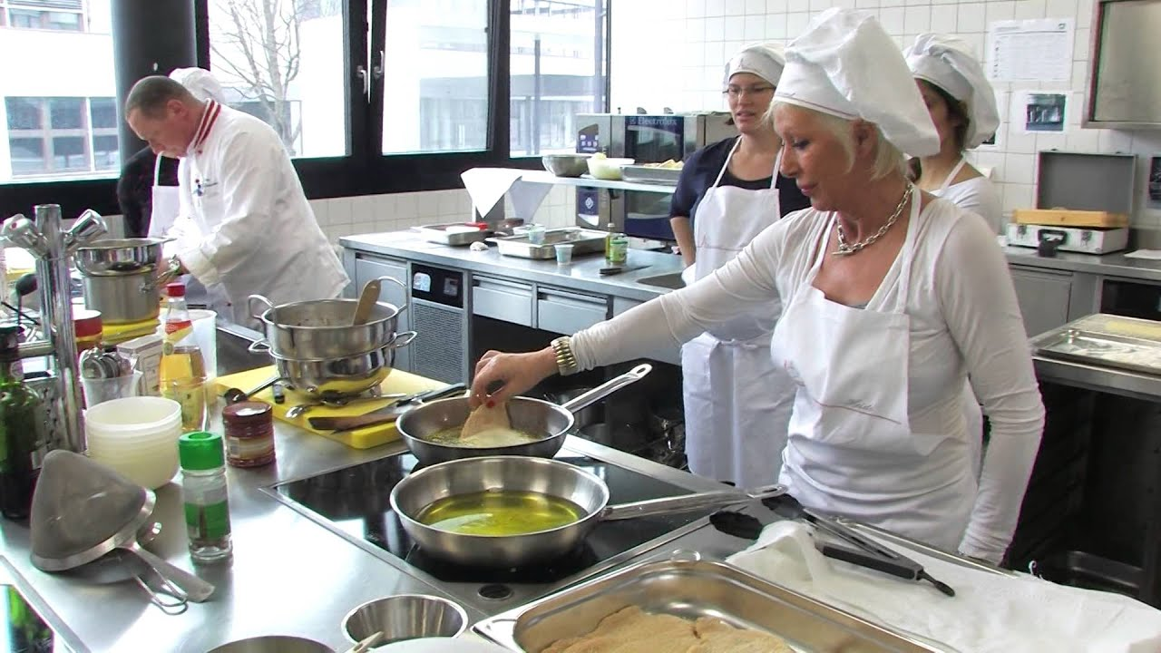 Kochkurs Für Anfänger