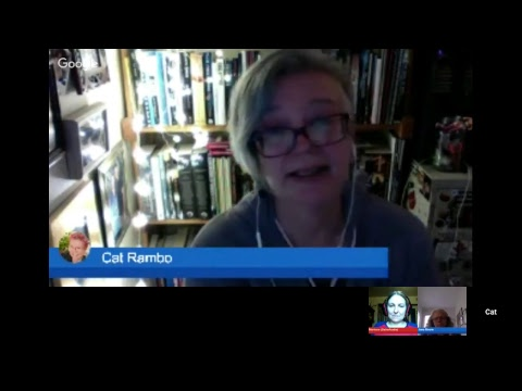 #SpecWomenChat Episode 1: Women in Speculative Fiction