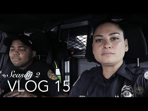 Miami Police VLOG: Patrol with Guest Vlogger