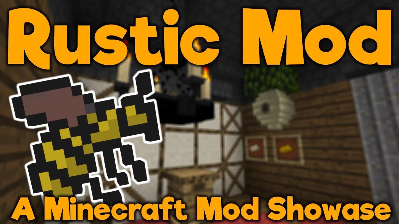 Minecraft Java - BEES IN MINECRAFT - Rustic Mod || Mod ...
