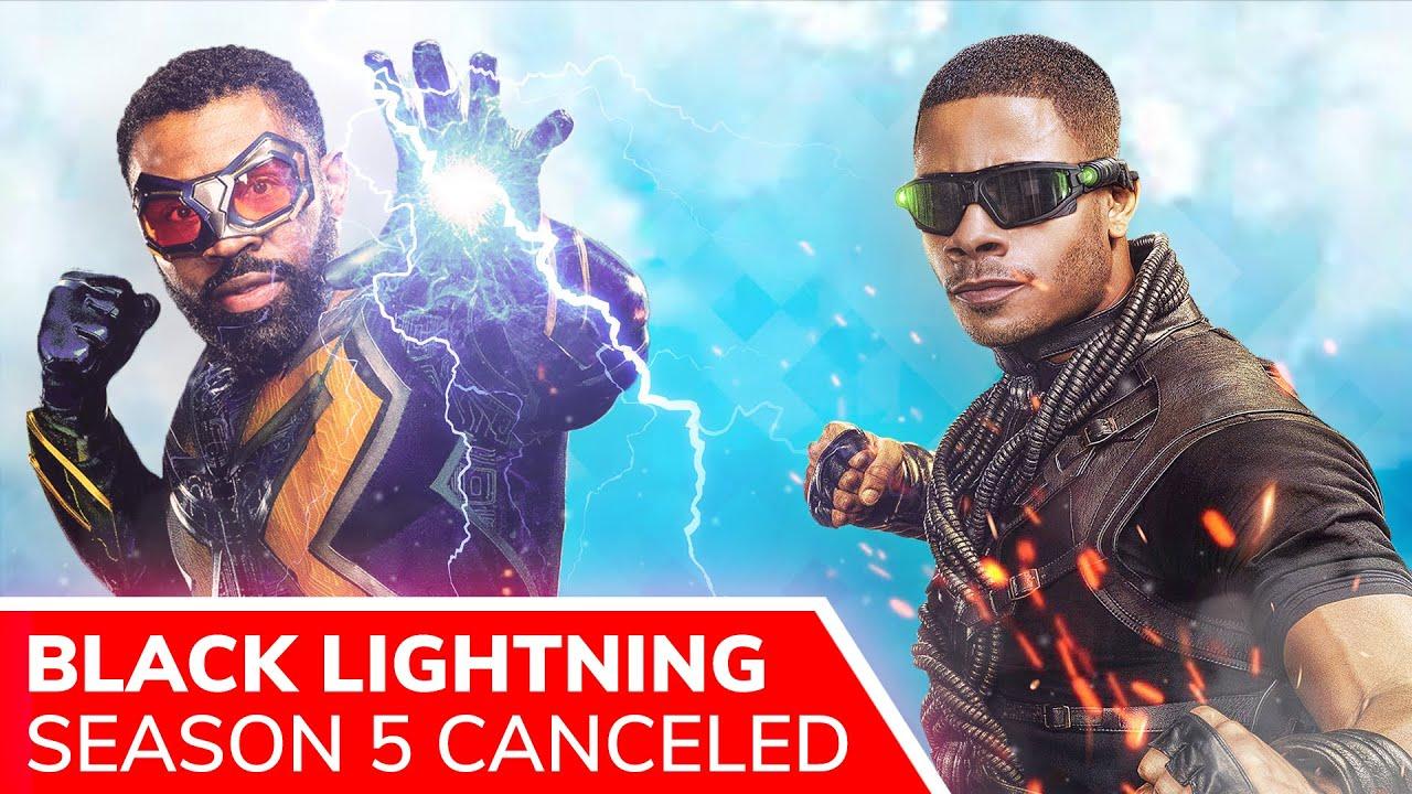 Download BLACK LIGHTNING Season 5 Canceled But Spin-Off Series PAINKILLER Starring Jordan Calloway Is Coming