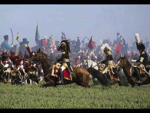 1815 год Битва при Ватерлоо  ..Последнее сражение Наполеона ,как оно происходила ,подробно .
