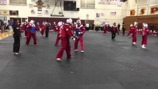 World Martial Arts Center JR. Red Belt Test