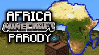 "TOTO - ""AFRICA"" MINECRAFT PARODY Video"