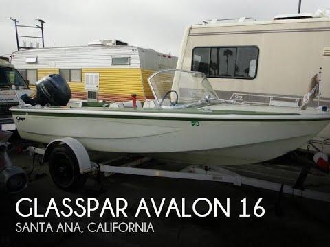 [UNAVAILABLE] Used 1967 Glasspar Avalon 16 in Santa Ana, California