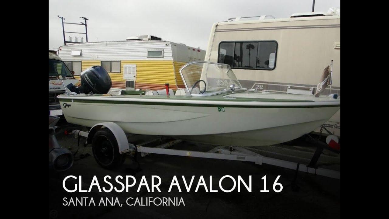Unavailable Used 1967 Glasspar Avalon 16 In Santa Ana California